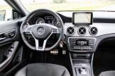 2014 Mercedes-Benz CLA45 AMG interior