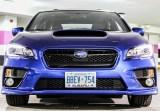 2015 Subaru WRX Sport front