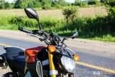 2015 Yamaha FZ-09 top half