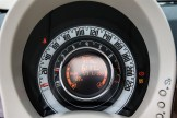 2014 Fiat 500C Lounge speedometer