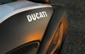 2015 Ducati Diavel Carbon fairing emblem