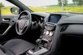 2014 Hyundai Genesis Coupe 3.8GT cockpit