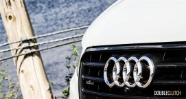 2014 Audi A7 TDI emblem