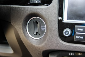 2014 Volkswagen Touareg TDI keyhole