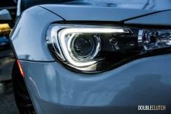 2015 Subaru BRZ headlight LED
