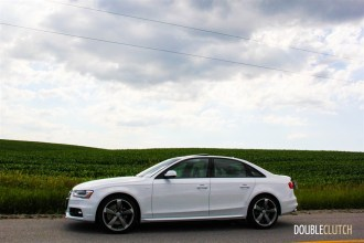 2015 Audi S4 Premium side profile