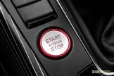 2015 Audi S4 Premium start/stop button