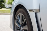 2015 Subaru WRX Sport-Tech fender
