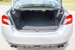 2015 Subaru WRX Sport-Tech trunk