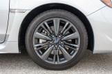 2015 Subaru WRX Sport-Tech wheel