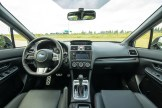 2015 Subaru WRX Sport-Tech interior