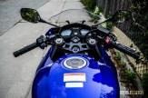 2014 Honda CBR650F rider's view