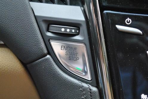 Second Look: 2014 Cadillac ATS 3.6 engine start