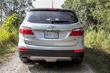 2014 Hyundai Santa Fe XL rear 2