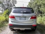 2014 Hyundai Santa Fe XL rear