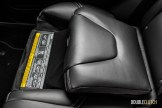 2015 Volvo V60 T6 R-Design rear booster seat