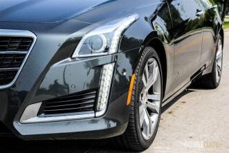 2014 Cadillac CTS Vsport LED front
