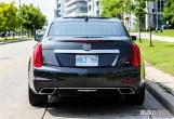 2014 Cadillac CTS Vsport rear