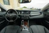 2015 Kia K900 V8 Elite interior