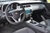 2015 Chevrolet Camaro SS 1LE cockpit