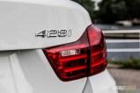 2014 BMW 428i Cabriolet rear emblem