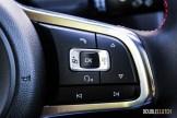 2015 Volkswagen GTI Autobahn steering wheel controls