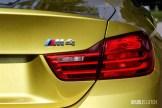 2015 BMW M4 rear emblem