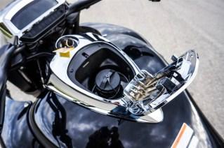 2014 Honda Gold Wing Valkyrie gas tank