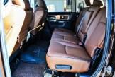 2015 Ram 2500 Long Horn rear seats