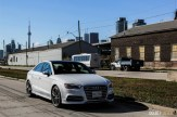 2015 Audi S3 Technik front distance