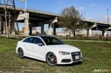 2015 Audi S3 Technik front 1/4