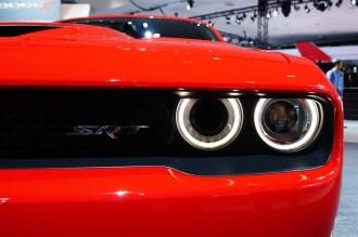 2015 SRT Challenger Hellcat