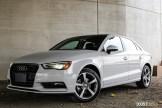 2015 Audi A3 TDI front 1/4