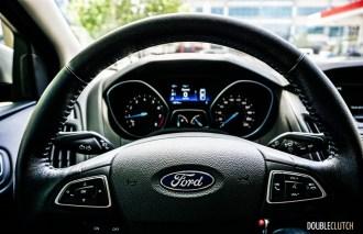 2015 Ford Focus 1.0