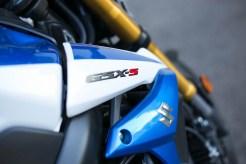 2015 Suzuki GSX-S750ZA