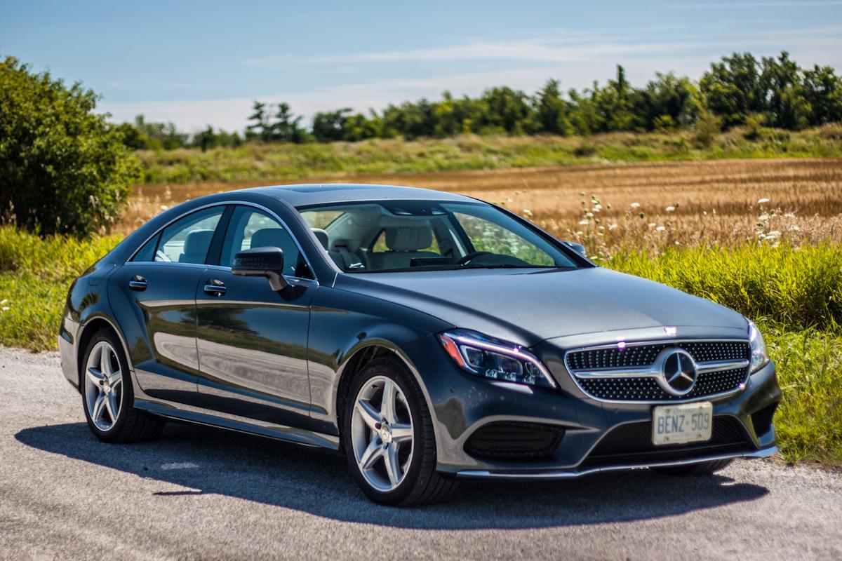 2015 Mercedes Benz Cls400 Review