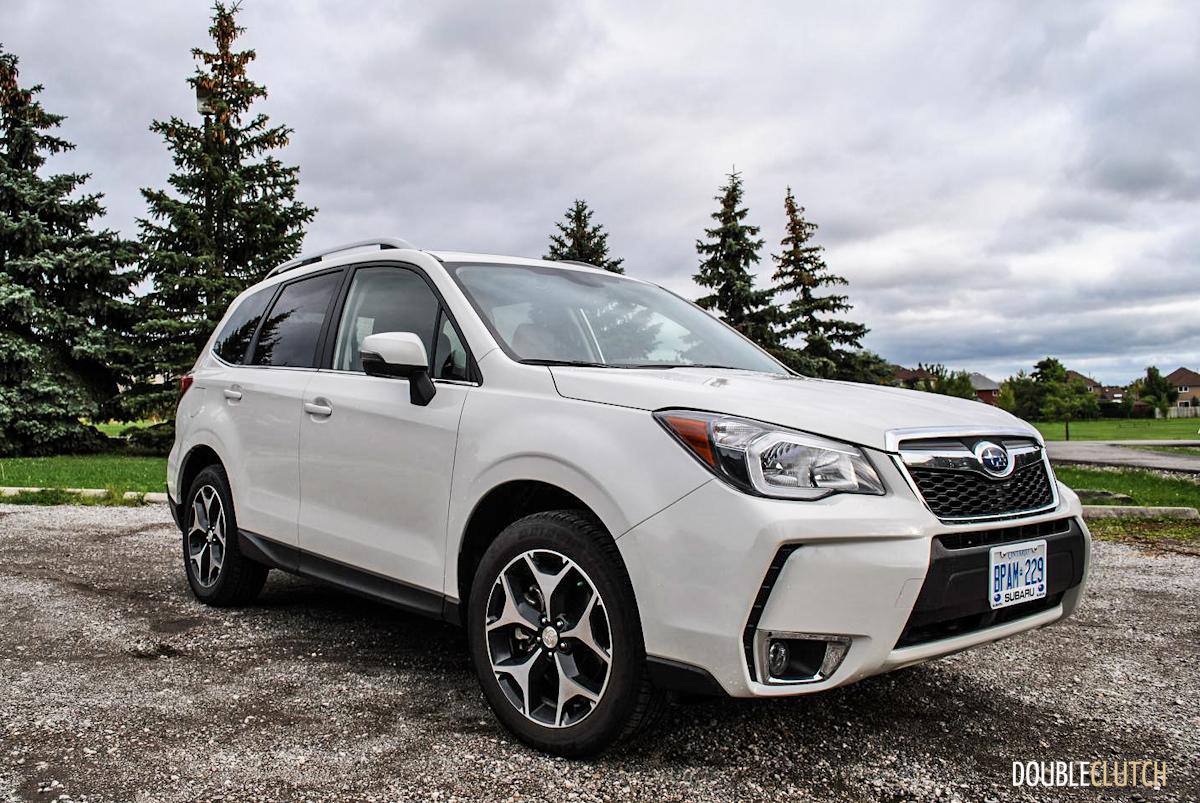 2016 Subaru Forester Xt Limited Doubleclutch Ca