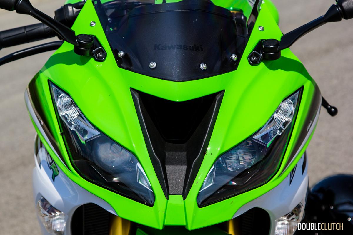 2015 Kawasaki Ninja Zx 6r Review Doubleclutch Ca