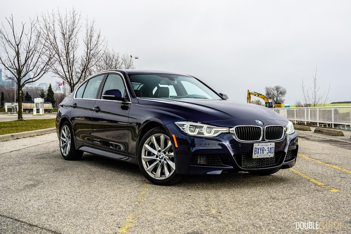 2016 BMW 340i xDrive Review | DoubleClutch.ca