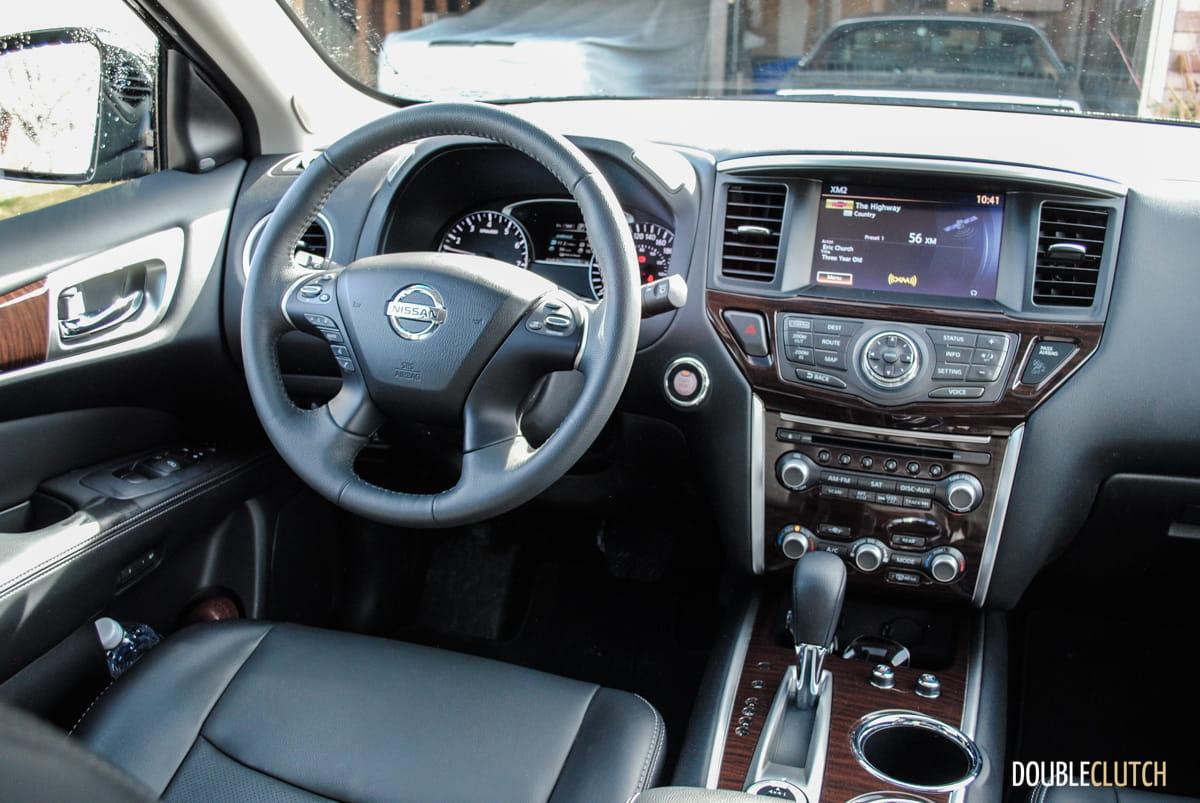 2016 Nissan Pathfinder Platinum DoubleClutchca