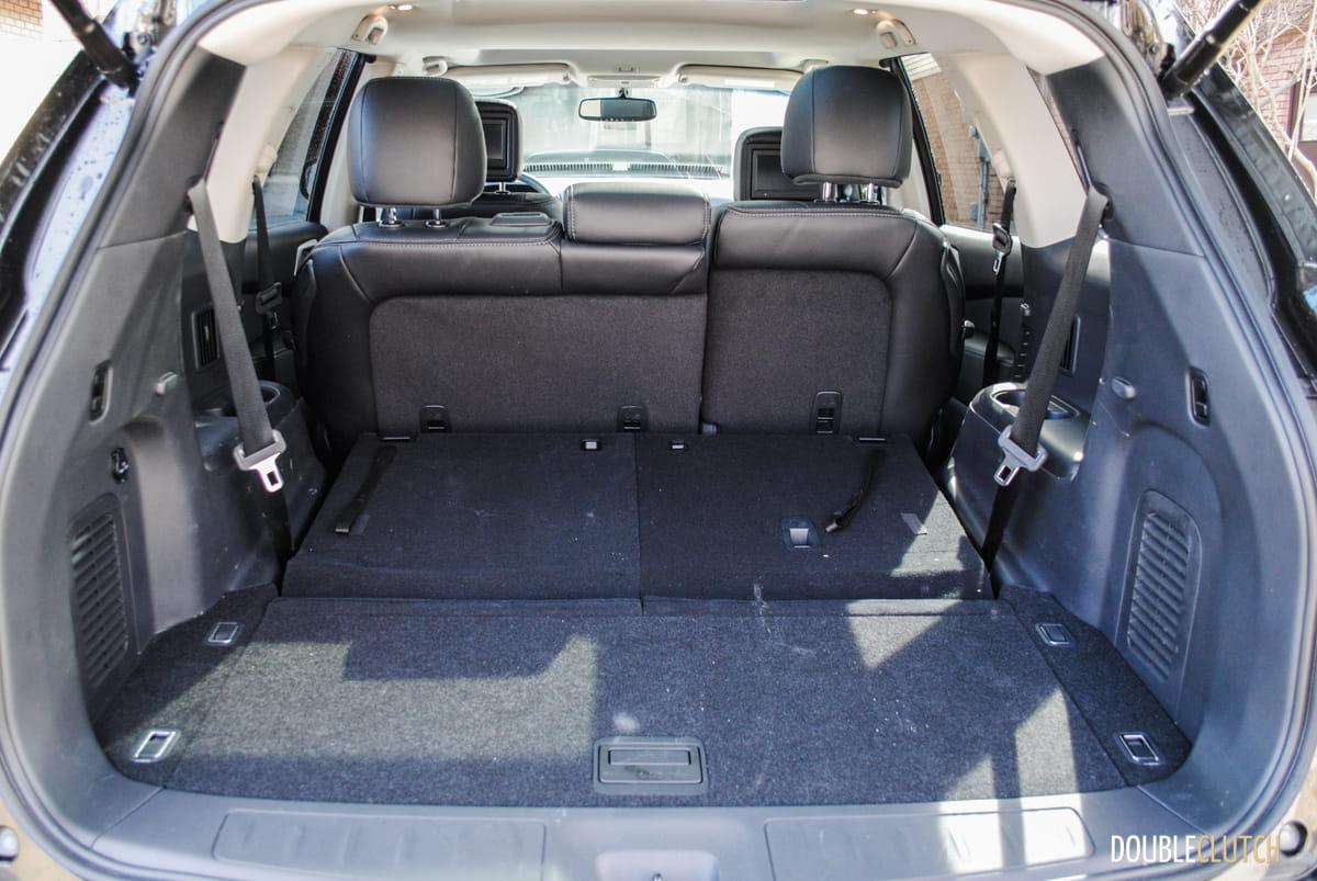 2016 Nissan Pathfinder Platinum Doubleclutch Ca