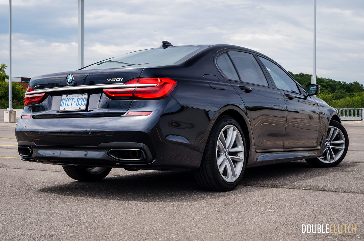 2016 BMW 750i M Sport Review