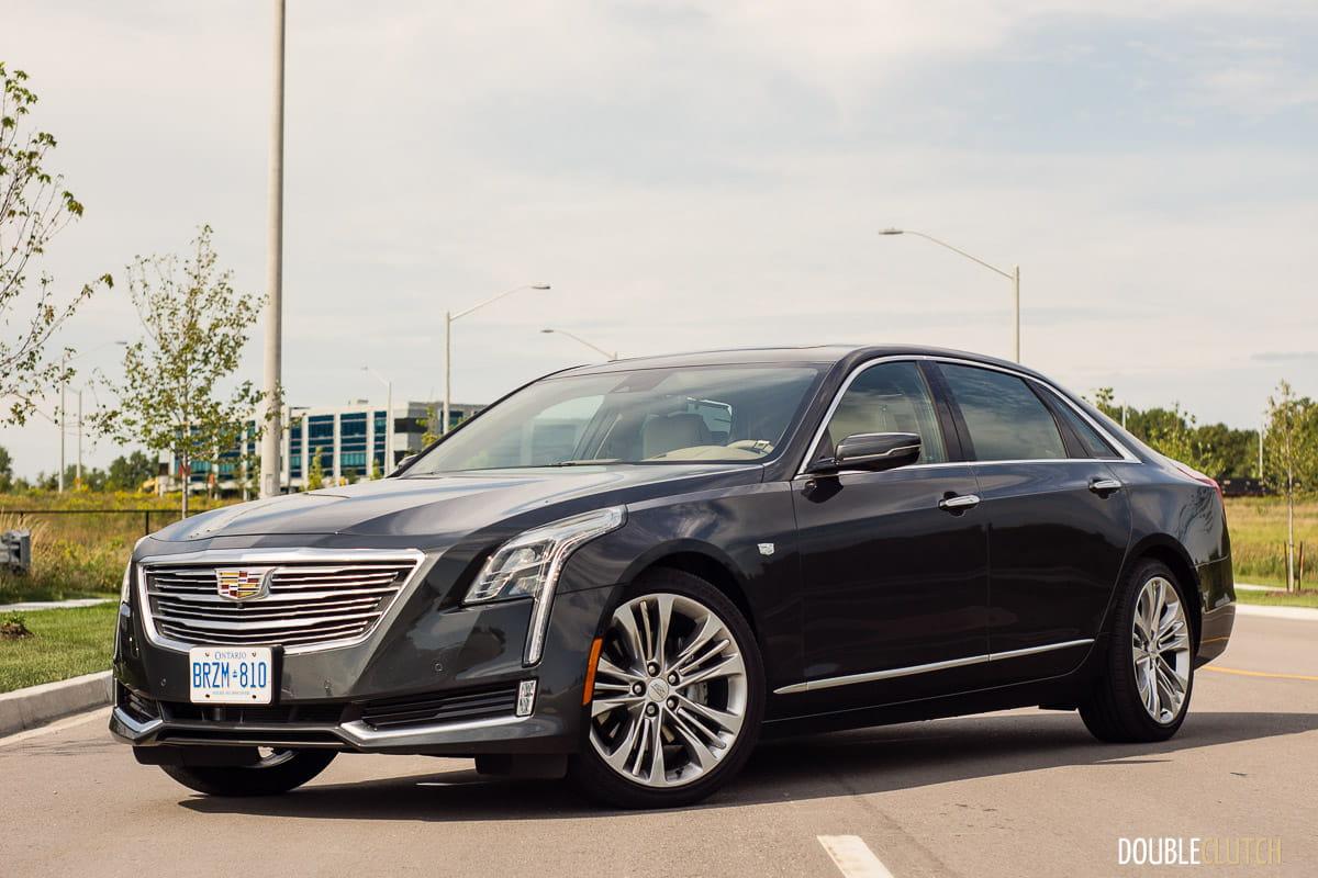 2017 Cadillac Ct6 Platinum Review Doubleclutch Ca
