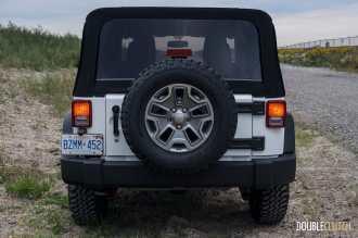 2017 Jeep Wrangler Rubicon review