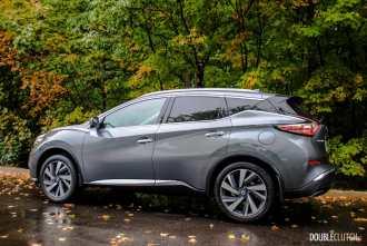 2016 Nissan Murano Platinum review