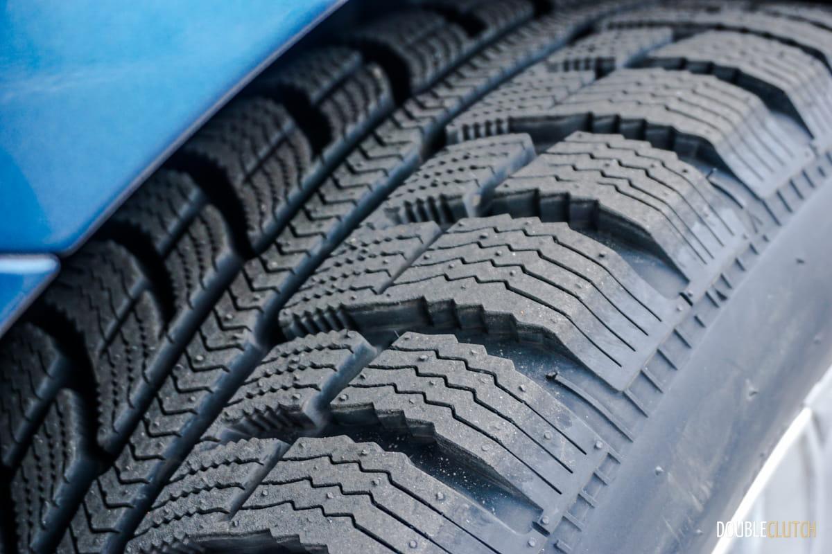 Hankook Truck Tires >> Tire Test: BFGoodrich Winter T/A KSI   DoubleClutch.ca