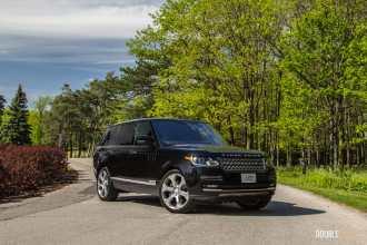 2017 Range Rover Autobiography L