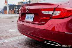 2018 Honda Accord Touring 1.5T review