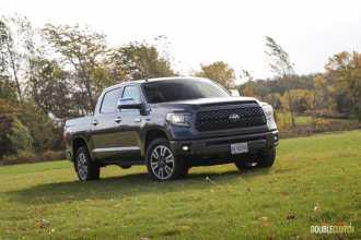 2018 Toyota Tundra Crewmax Platinum review