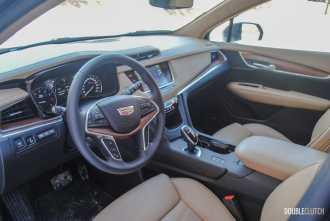 2018 Cadillac XT5 Platinum AWD review